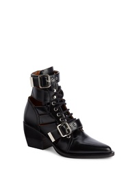 Chloé Rylee Caged Pointy Toe Boot