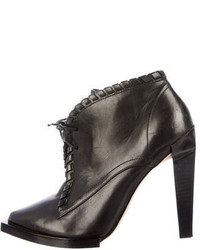 Alexander Wang Sofi Leather Ankle Boots