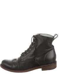 Rag & Bone Wingtip Ankle Boots