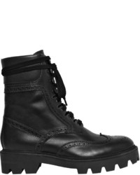 30mm brogue leather combat boots medium 4417080