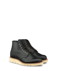 Red Wing 6 Inch Round Toe Boot