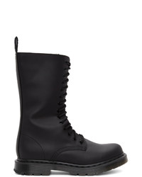 Dr. Martens Black 1914 Kolbert Boots
