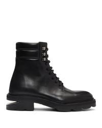 Alexander Wang Black Andy Hiker Boots