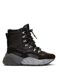 Stella McCartney Black Eclypse Boots