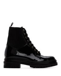 Gianvito Rossi Black Martis 20 Boots