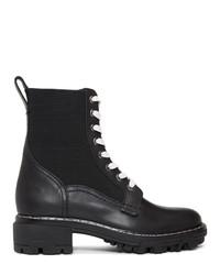 Rag and Bone Black Shiloh Boots