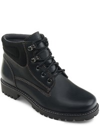 Eastland Edith Leather Ankle Boots