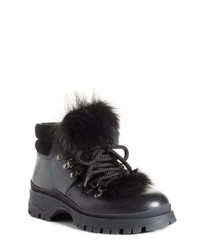 Prada Genuine Hiking Boot