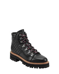 MARC FISHER LTD Irme Quilted Hiking Boot