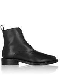 Robert Clergerie Jace Leather Ankle Boots