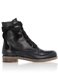 Chloé Lace Up Ankle Boots