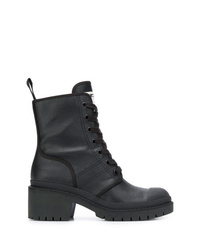 Marc Jacobs Lace Up Ankle Boots
