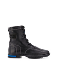 Diesel Lace Up Ankle Boots