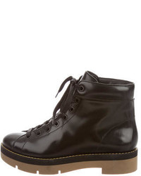 Alexander Wang Leather Genevieve Ankle Boots W Tags