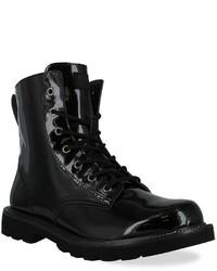 Gotta Flurt Luna Dance Combat Boots
