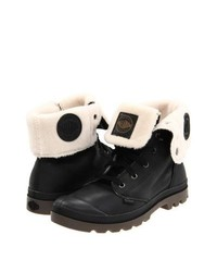Palladium Baggy Leather S Lace Up Boots