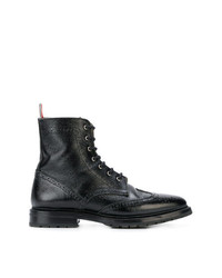 Thom Browne Pebble Wingtip Boot