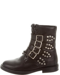 Saint Laurent Ranger Ankle Boots