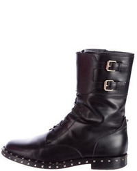 Valentino Soul Rockstud Ankle Boots