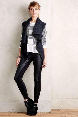Anthropologie Lysse Vegan Leather Shaper Leggings | Where to buy ...