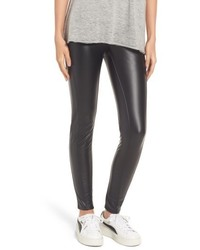 Bryce high waist faux leather leggings medium 6448647