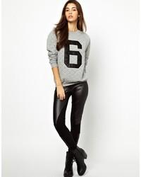 e5c2bdc04c53a Women's Black Leather Leggings from Asos | Women's Fashion ...