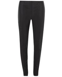 Dorothy Perkins Tall Black Leather Look Treggings