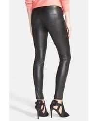 b6fda34eb4830 Hue Faux Leather Leggings, $48 | Nordstrom | Lookastic.com