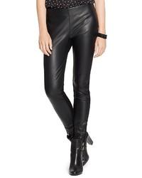 Lauren Ralph Lauren Faux Leather Leggings