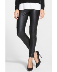 Faux leather leggings medium 840977