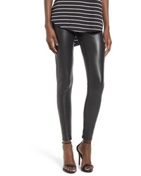 Faux leather leggings medium 840991