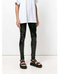 Almaz Lace Detail Leggings