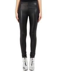 Balenciaga Leather Classic Leggings