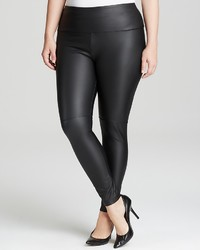 Lyss Plus Faux Leather Leggings