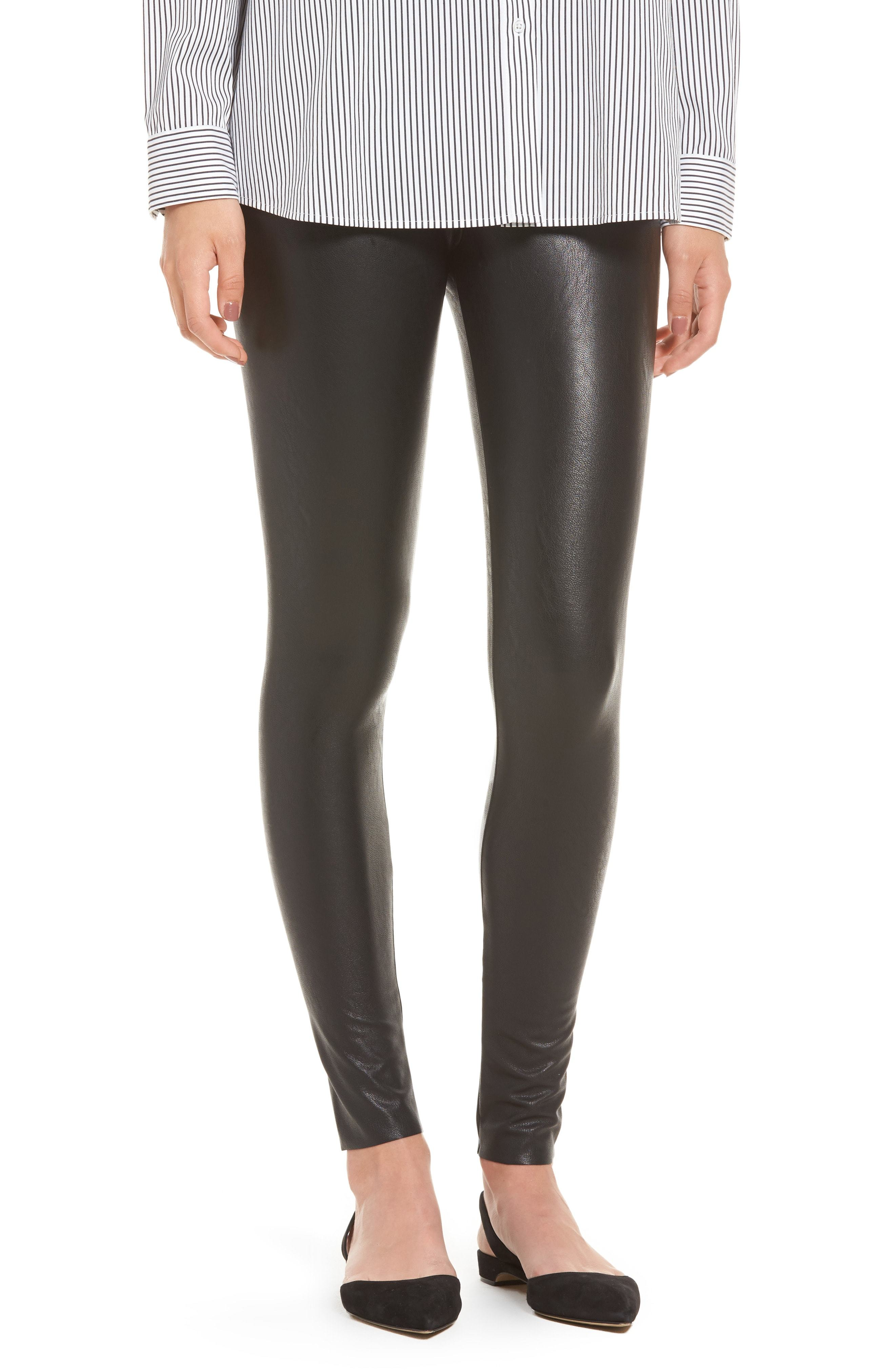 eef079ff24 Commando Perfect Control Faux Leather Leggings, $98   Nordstrom ...