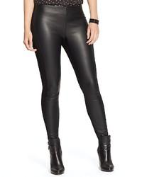 Lauren Ralph Lauren Plus Faux Leather Leggings