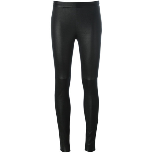 Philipp Plein Wax Effect Leggings