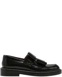 Marni 40mm Bows Leather Loafers