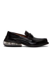 Maison Margiela Black Airbag Loafers