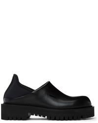 Valentino Black Garavani Tonal Vltn Loafers
