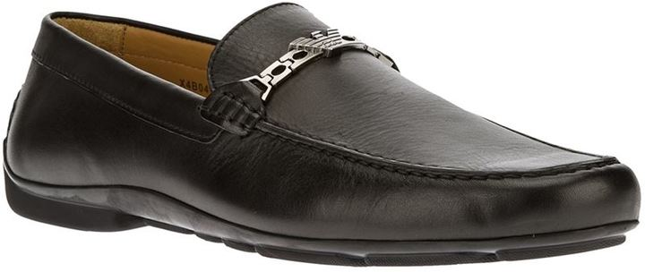 FOOTWEAR - Loafers Armani