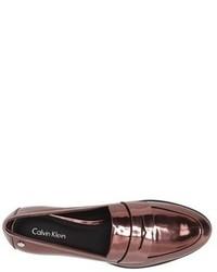 61f2300ac8e ... Calvin Klein Celia Penny Loafer ...