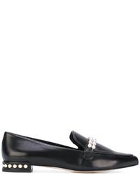 Stuart Weitzman Guam Pearl Loafers