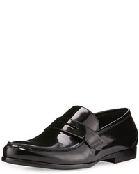 Harry's of London Harrys Of London James Gloss Calf Leather Penny Loafer