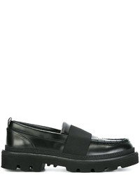 MSGM Strap Detail Loafers
