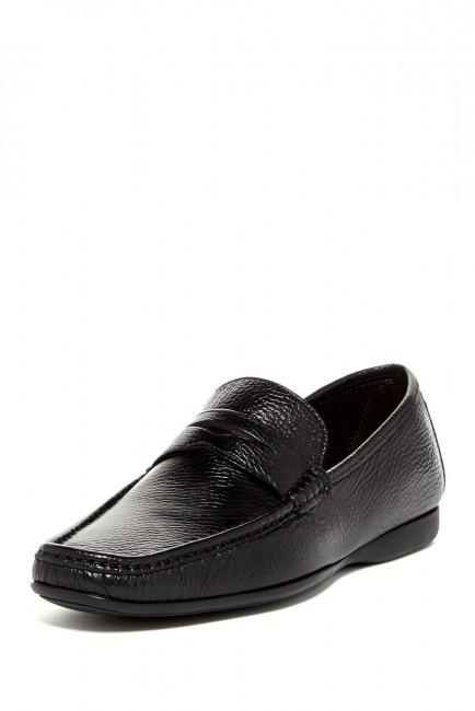 d51978d9e8a ... Nordstrom Rack › Bruno Magli › Black Leather Loafers Bruno Magli Partie  Penny Moccasin ...