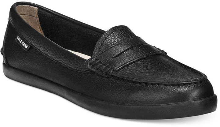 8ea6c63903c ... Leather Loafers Cole Haan Pinch Weekender Loafers ...