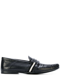 Bally Strap Detail Loafers