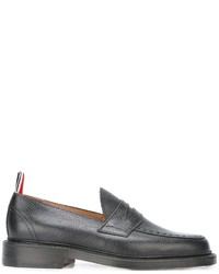 Thom Browne Contrast Pull Tab Loafers