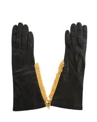 3.1 Phillip Lim Leather Fringed Glove